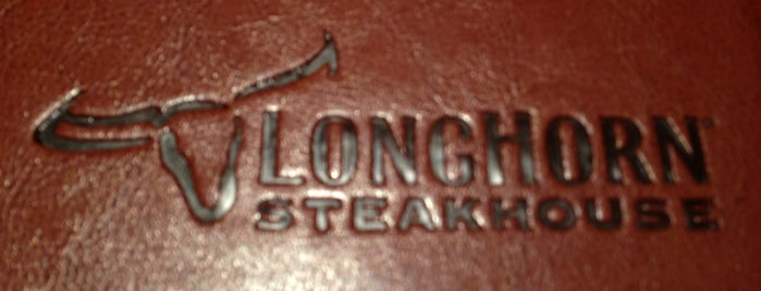 LongHorn Steakhouse is one of atlanta, georgia.