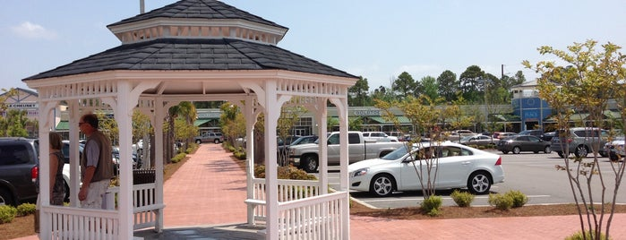 Tanger Outlets Hilton Head is one of Places I Go when I Travel.