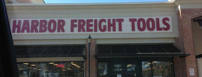 Harbor Freight Tools is one of สถานที่ที่ Jenni ถูกใจ.