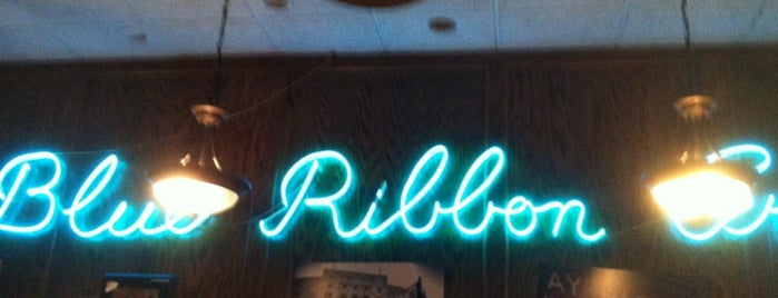 Blue Ribbon Grill is one of ATL.