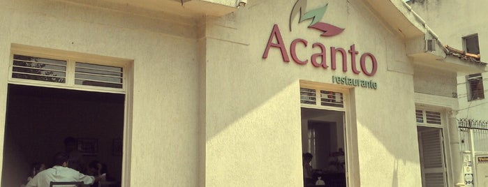 Acanto Restaurante is one of Já Fui.