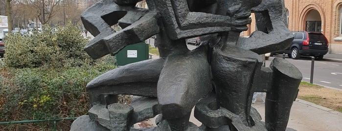 Statue Zadkine is one of Paris Gratuit.