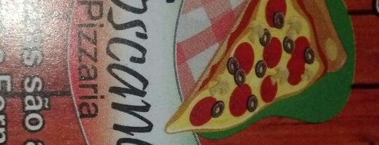 Toscana Pizzaria is one of Locais curtidos por Fabiola.