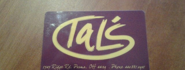 Tal's Beverage and Deli is one of Gespeicherte Orte von Colleen.