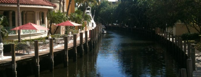 Las Olas Boulevard is one of Fort Lauderdale.