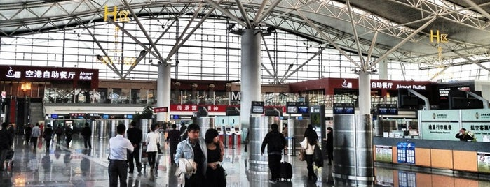 Terminal 3 is one of Airports of the World.