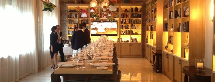 Estiatorio Milos by Costas Spiliadis is one of Miami Restaurants.