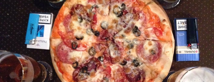 Гранд Пицца is one of Свадебное путешествие.