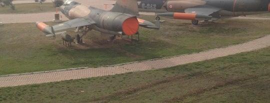 Türk Silahlı Kuvvetleri Havacılık Müzesi is one of Tempat yang Disukai Mert.