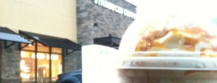 Starbucks is one of Favorites.