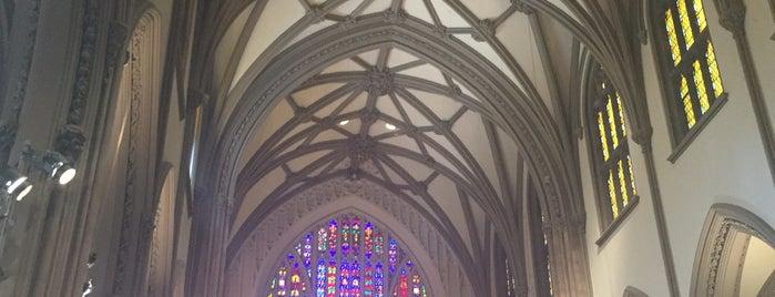 Trinity Church is one of Tempat yang Disukai S.