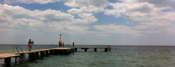 Basınkent 2 Plajı is one of Lugares favoritos de Samet.