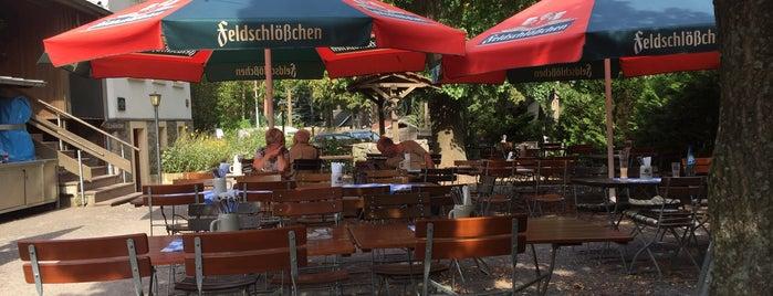 Köhlerhütte is one of Dresden.