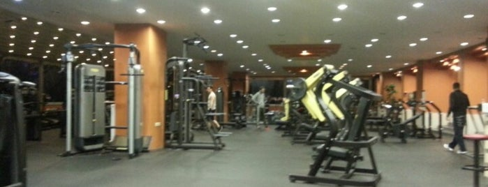 For Life Fitness & Health Club is one of Deniz : понравившиеся места.