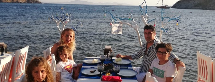 myndos restaurant cumhurun yeri is one of Bodrum.