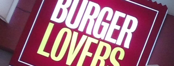 Burger Lovers is one of To visit.