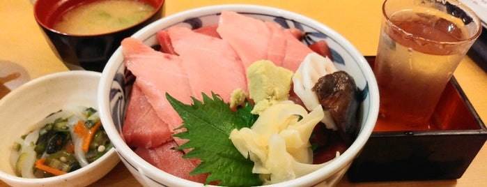 Numazu Uogashi-zushi is one of Orte, die Cafe gefallen.