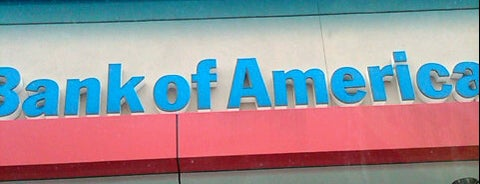Bank of America is one of Tempat yang Disukai Roemello.