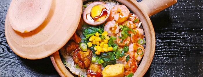 Clay Pot is one of Food To Do.