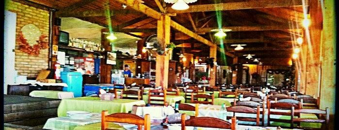 Restaurante Morro do Ronque is one of Experimentar.