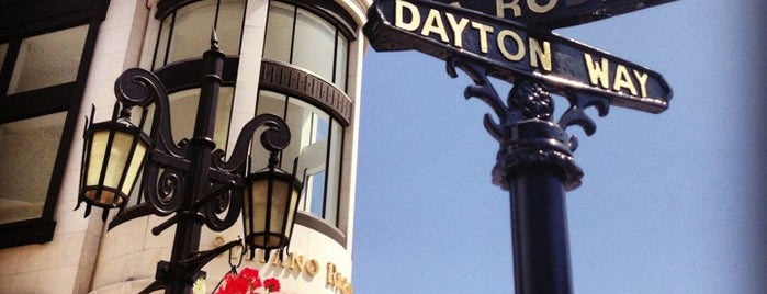 Rodeo Drive is one of #myhints4LosAngeles.