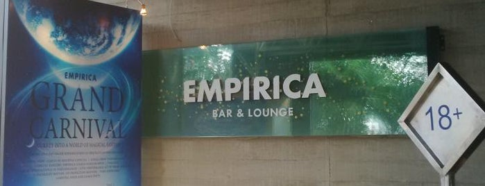 Empirica is one of Indonesia.