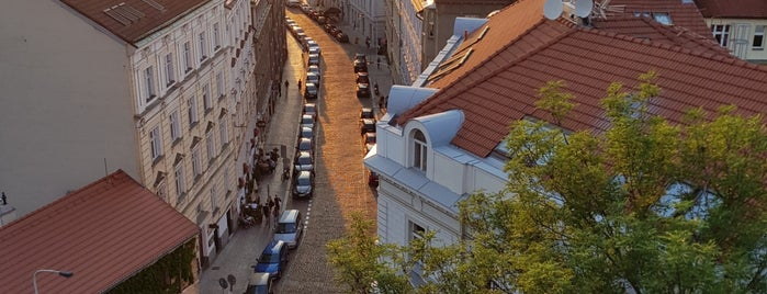Vyšehrad is one of Prague.