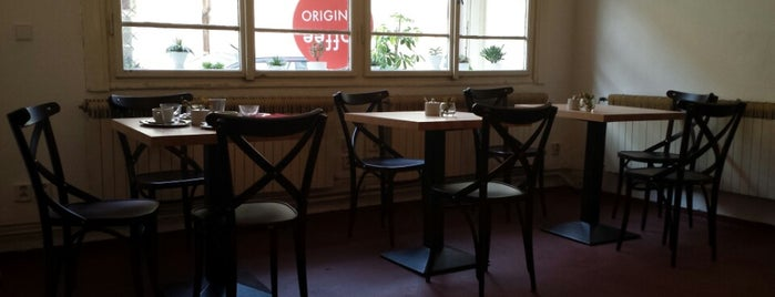 Original Coffee is one of Non-smoking cafes in Prague.