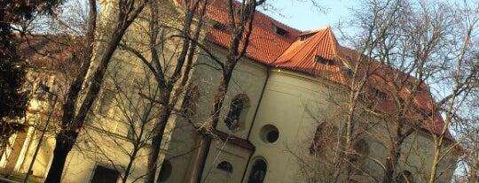 Kateřinská zahrada is one of To consider - Prague.