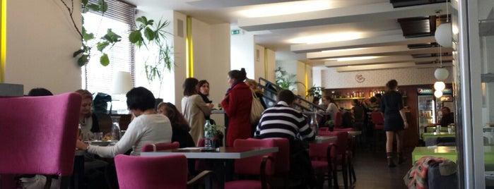 Café Bazaar is one of Nejlepší jídlo.