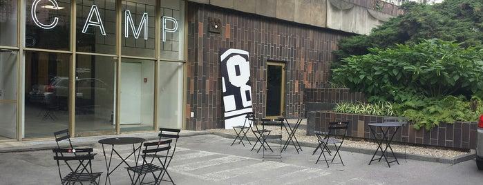 CAMP – Centrum architektury a městského plánování is one of Fav.