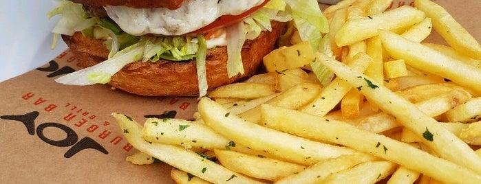 Joy Burger Bar & Steak House is one of Prag.