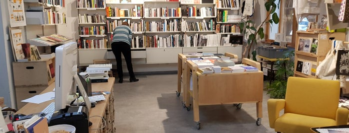 ArtMap is one of Best bookstores in Prague.
