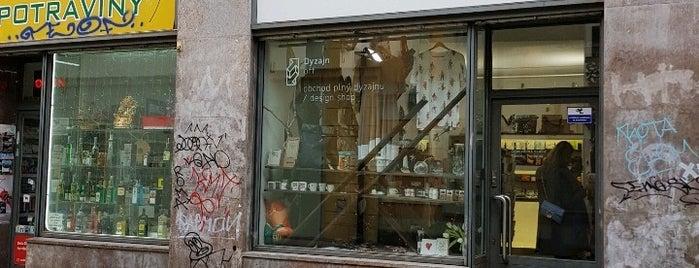 Dyzajnoff is one of Prague.