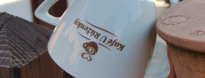 Kafe u Růženky is one of Jakub : понравившиеся места.
