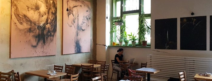 Cafe Plečnik is one of Good coffee wanted.