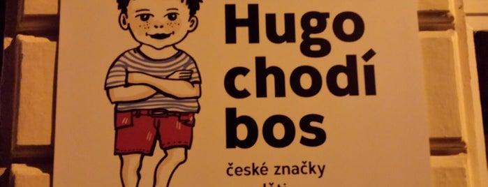 Hugo chodí bos is one of To-Do in Prague I.