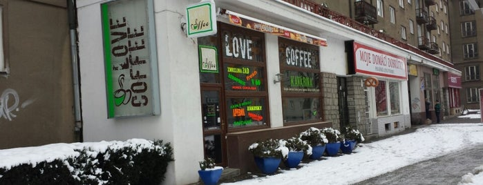 Love Coffee is one of olomouc.