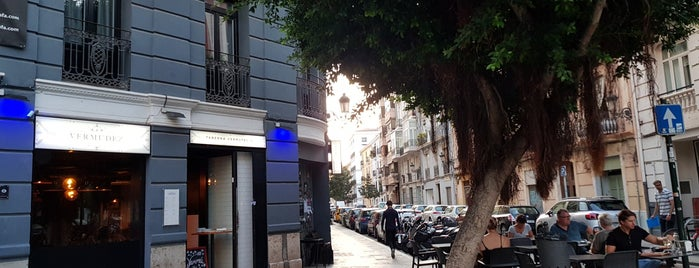 Vermúdez is one of Valencia - restaurants & tapas bars.