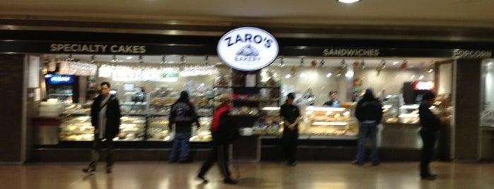 Zaro's Bread Basket is one of Tempat yang Disukai Shawn Ryan.