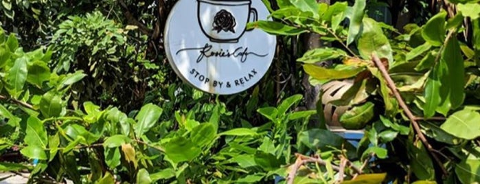 Rosie's cafe is one of Danang&Hoian+.