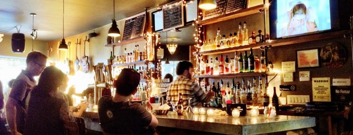 Bar Chord is one of New york.