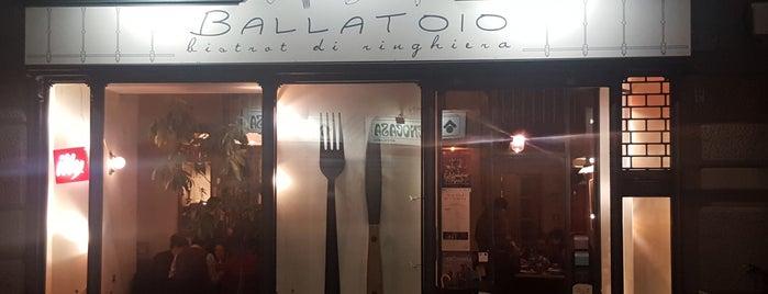 Il Ballatoio is one of Locais curtidos por Virgi.