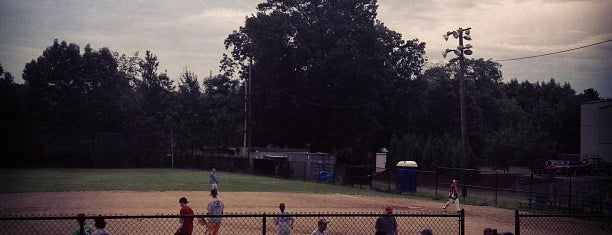 Hubbard Field is one of out of town.