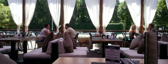 Black Market is one of Moscow: Best Cafes&Restaurants.