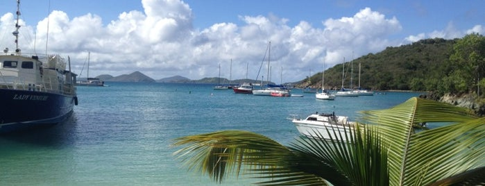 Cruz Bay is one of U.S. Virgin Islands.