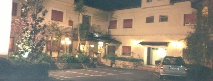 Hotel Eurogarden is one of Roma.
