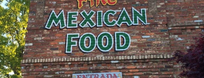Rosie's Mexican Cantina is one of Best of Huntsville.