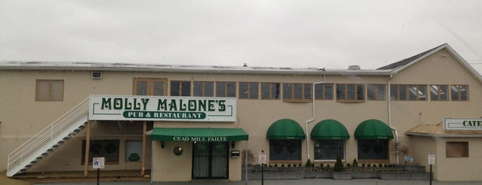Molly Malone's Waterfront Pub & Restaurant is one of Lieux qui ont plu à Mike.
