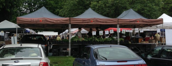 Rhinebeck Farmers Market is one of Upstate.